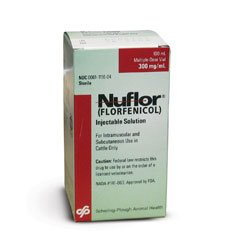 Nuflor florfenicol injection
