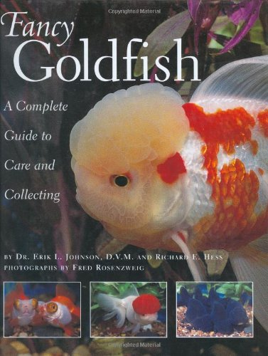 This is the book Rick Hess and I wrote about Fancy Goldfish